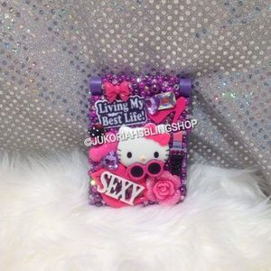 Bling Led Compact Mirror